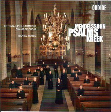 Psalms. Mendelssohn. Kreek