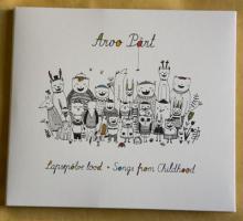 Arvo Pärt – Lapsepõlve lood CD
