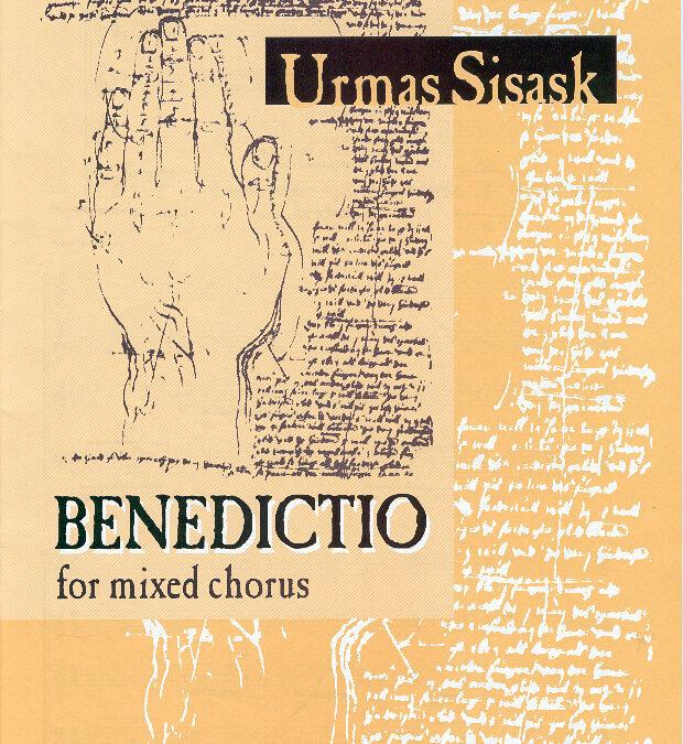 Benedictio (min 3)