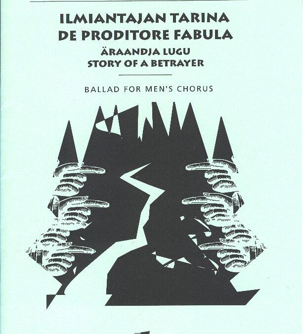 Ilmiantajan tarina. Story of Betrayer (min 3)