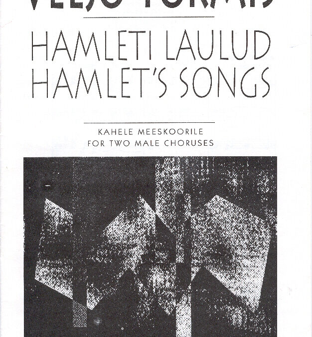 Hamlet's Songs (min 3)