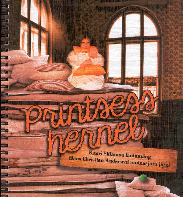 Printsess hernel +cd