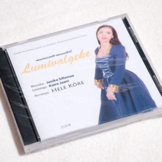 Lumivalgeke. Muinasjutt-muusikal (cd)