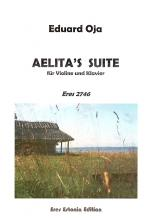 Aelita`s Suite for violin and piano